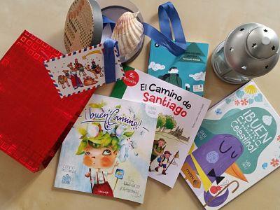 Futuros peregrinos: libros del Camino de Santiago para niños